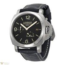 Panerai Luminor 1950 GMT Automatic Steel Men`s Watch