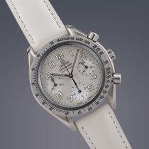 Omega ladies Speedmaster automatic chronograph watch