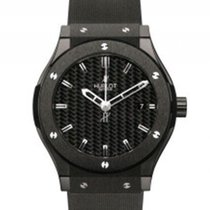 Hublot Classic Fusion Black Magic Keramik Automatik Armband...