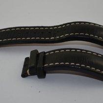Breitling Leder Armband Band 24mm 24-20 Für Dornschliesse Schwarz