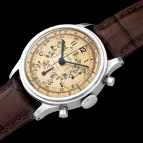 """Breitling """"The steel Anti-magnetic Chronograph"""""""