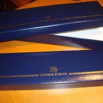 Schwarz Etienne Uhren Box mit Umkarton, NEU