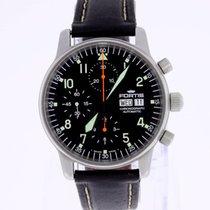 Fortis Cosmonaut Fliegerchronograph Pilot's Chronograph...