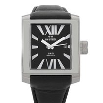 TW Steel CEO Goliath Black Dial 37mm Mens Watch CE3004