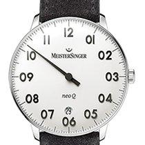 Meistersinger Ladies NEO F Q 36mm - White Dial