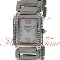 "Patek Philippe Twenty-4 Medium Ladies ""Discontinued..."