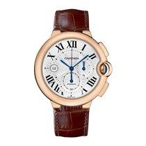 Cartier Ballon Bleu Automatic Mens Watch Ref W6920009