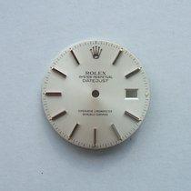 Rolex Quadrante / Dial argento per Datejust