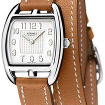 Hermès Cape Cod Tonneau Quartz Small PM 042796ww00