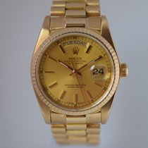 Rolex Day Date President 18038 18ct Solid Gold