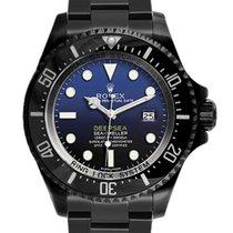 Rolex Deep Sea Blue 116660D  DLC-PVD