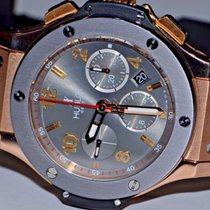 Hublot Big Bang 18K Solid Rose Gold 44mm Titanium Limited