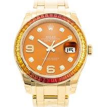 Rolex Watch Pearlmaster 86348 SAJOR
