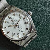 Rolex 6748 Saudi Arabia dial case steel mm 31 midsize