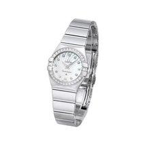 Omega 123.15.24.60.55.004 Constellation Women's Diamond 24...
