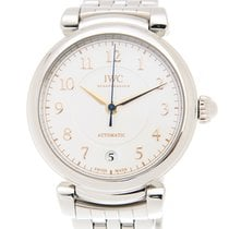 IWC Da Vinci Stainless Steel White Automatic IW458307