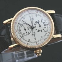 Chronoswiss Chronoscope Chronograpph 18ct. Gold Top Zustand...