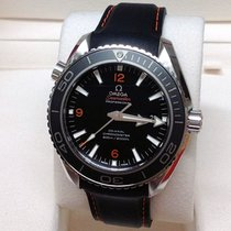 Omega Planet Ocean 232.32.46.21.01.005 - Box & Papers 2014