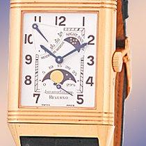 """Jaeger-LeCoultre Gent's 18K Rose Gold  """"Reverso Sun..."""