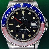 Ρολεξ (Rolex) GMT Master 16750 Vintage 40mm Stainless Steel No...