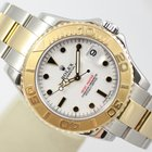 Rolex YACHT- MASTER MIDSIZE 18K GOLD & STEEL - D-SERIES -...