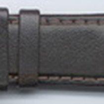 Leder-Armband extra lang 20mm Farbe: schwarz