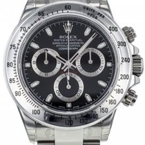 Rolex Daytona 116520 Black Dial NEW NOS