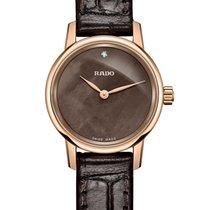 Rado R22891935 Coupole Classic Quartz 21mm Ladies Watch