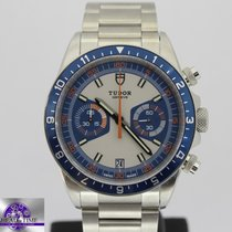 Tudor Watches: 70330B-95740 Heritage Chrono Blue