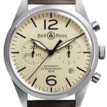 Bell & Ross BR 126 Vintage BRV 126 Original Beige