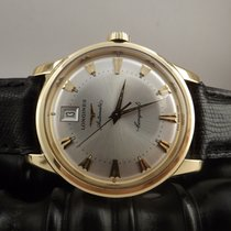 Longines Conquest 7290 633 oro giallo 18kt 750 automatic
