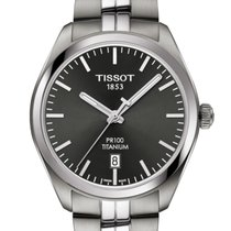 Tissot T-Classic PR100 Titanium Quartz  T1014104406100 ...