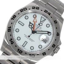 Rolex Explorer 2 Stahl 216570