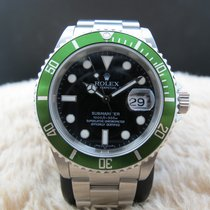 勞力士 (Rolex) SUBMARINER 16610LV Green Bezel