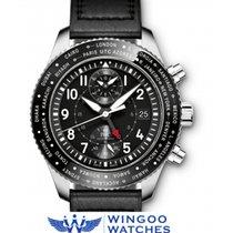 IWC PILOT'S WATCH TIMEZONER CHRONOGRAPH Ref. IW395001