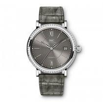 IWC Portofino Automatic  grey Dial IW458104 Unisex WATCH