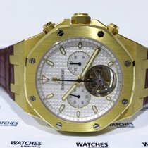 Audemars Piguet Royal Oak Chronograph Tourbillon - 25977BA.OO....