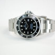 Rolex Sea-Dweller Stainless Steel Black Dial-16600