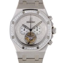 Audemars Piguet Royal Oak Jeweled Chrono Tourbillon 26039BC.ZZ...