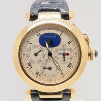 Cartier Pasha 18k Yellow Gold Perpetual Calendar