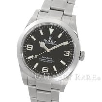 "Rolex Explorer I Stainless Steel 39MM ""Random 2016"""