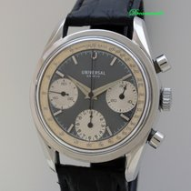 Universal Genève Vintage Chronograph Cal.130/ - Valjoux 72