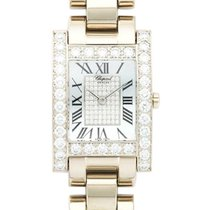 Chopard 14/3482 H Watch Quartz in White Gold with Diamond...