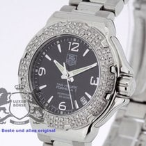 TAG Heuer Formula 1 Lady 120 Diamonds 0.7ct SERVICED by Heuer...