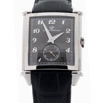 Girard Perregaux Vintage 1945 XXL Small Seconds Grey Dial...