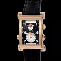 Pierre DeRoche 18K Rose Gold SplitRock MDA