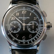 Patek Philippe 5370P Split Seconds Chronograph Enamel Dial [NEW]