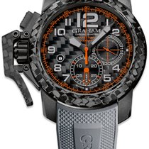 Graham Superlight Carbon Chronofighter Superlight