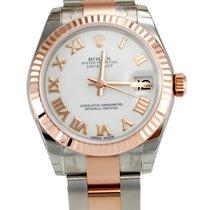 勞力士 (Rolex) 178271 DateJust Stainless Steel & Rose Gold...