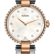 라도 (Rado) Rado R22859923 Coupole 38 Diamonds 28,5mm Ladies Watch